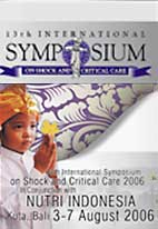 Shock and Critical Care 2006