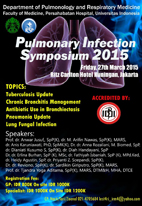 Pulmonary Infection Symposium 2015