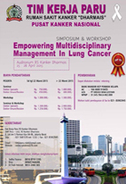 Simposium & Workshop Empowering Multidisciplinary Management In Lung Cancer